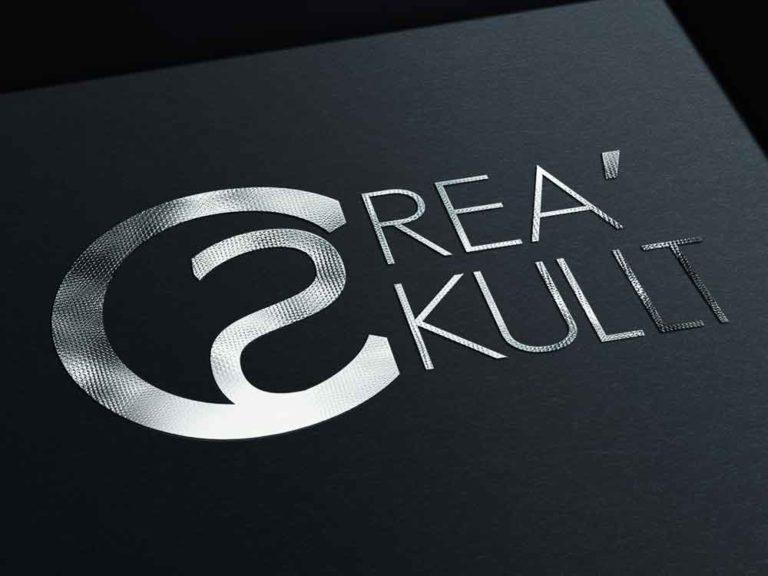logo, créa'skullt, création, design